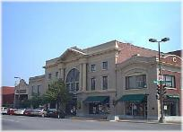 The Red Dog Inn (now Liberty Hall), Lawrence, KS, 2005.  First built as an opera house in 1911, it was party central for K.U. students in the late 1960's.  It's still a magical place to perform - replete with balcony, subterranean dressing rooms and a (secret) tunnel.