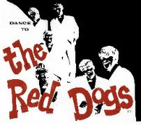 The Red Dogs logo was created from a picture taken on the college campus at Manhattan, KS, 1965.